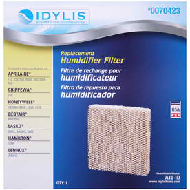 idylis humidifier filters